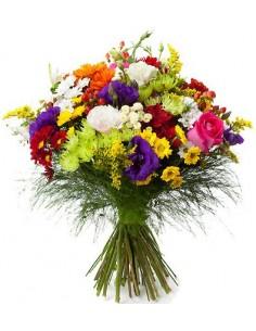 Ramo flores variadas....