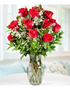 Ramo de rosas frescas...
