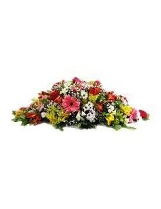 Centro flores para difuntos...